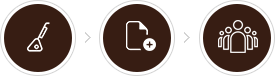 cyklinowanie parkiet ikona