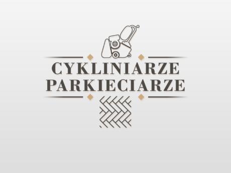 Cyklinowanie  parkietu w  Warszawie. logo firmy