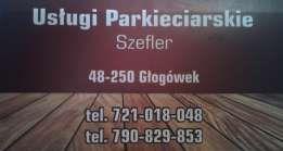 Usługi parkieciarskie Szefler logo firmy
