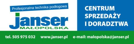 JANSER MAŁOPOLSKA logo firmy