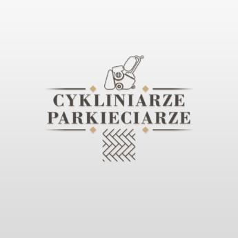 cykliniarze parkieciarze logo