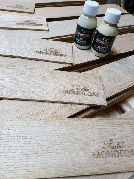 Olejowanie drewna z Rubio Monocoat cykliniarze parkieciarze zdjecie