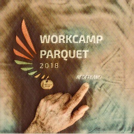 Workcamp Parquet 2018 Nederland obrazek cykliniarze parkieciarze aktualnosci