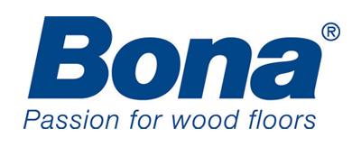 Przedstawiciel  handlowy  firmy Bona logo firmy