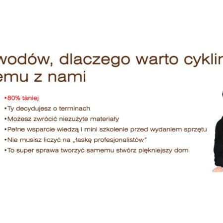 Cykliniarka – Wypożyczalnia Cykliniarek Warszawa