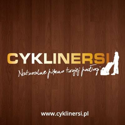 """""""Cyklinersi"""" Kompleksowe usługi parkieciarskie – Przemysław Rogoziński logo firmy"""