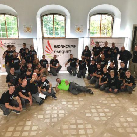 Workcamp Parquet – Szuka obiektu w POLSCE !! obrazek cykliniarze parkieciarze