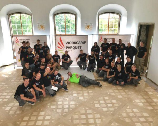 Workcamp Parquet – Szuka obiektu w POLSCE !!