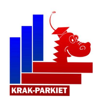 Krak-Parkiet logo firmy