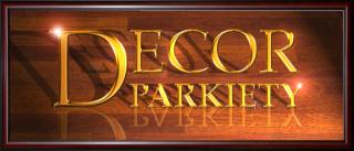 Decor Parkiety – Cyklinowanie i montaż podłóg drewnianych logo firmy