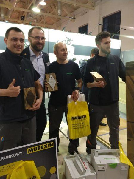 Wyniki mistrzostw parkieciarskich – Poznań 2019 cykliniarze parkieciarze zdjecie