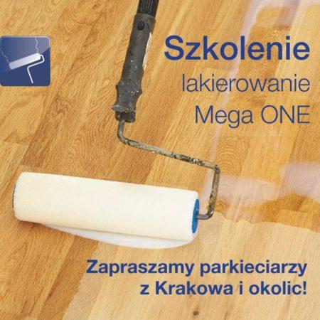 Szkolenie z  lakierowania Bone Mega ONE ! obrazek cykliniarze parkieciarze
