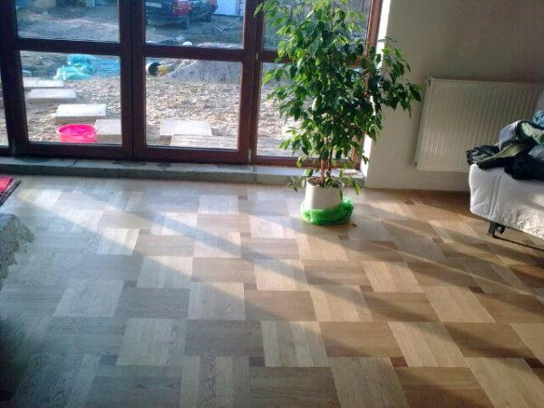 Cyklinowanie i układanie podłóg drewnianych. Działamy od 1988 r. cykliniarze parkieciarze zdjecie