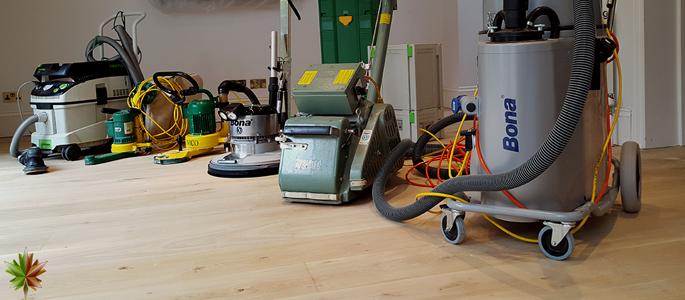 Cyklinowanie, układanie, naprawa parkietów i podłóg drewnianych w Zamościu cykliniarze parkieciarze zdjecie