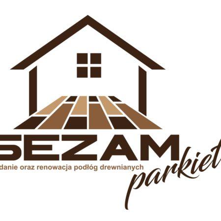 Cyklinowanie bezpylowe Sezam Parkiet logo firmy