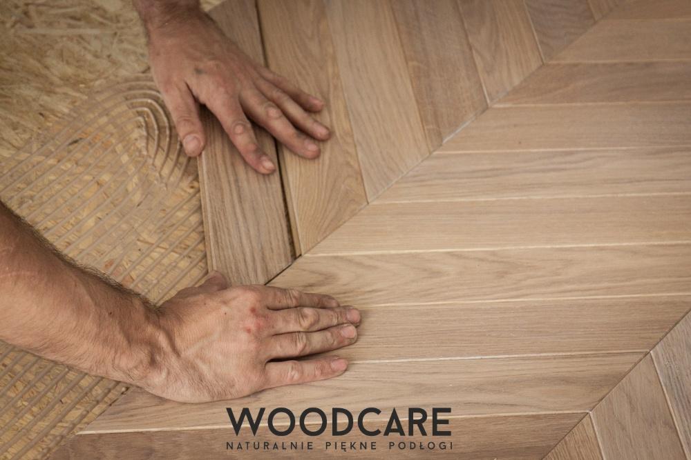 WoodCare WoodCare Naturalnie Piękne Podłogi cykliniarze parkieciarze zdjecie