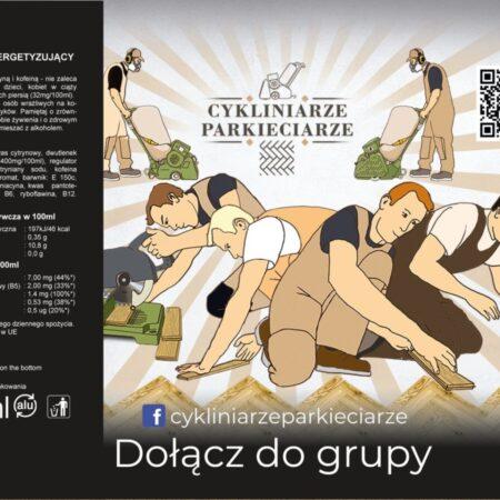 Grupowe  Energy Drinki – Cykliniarze&Parkieciarze !! obrazek cykliniarze parkieciarze