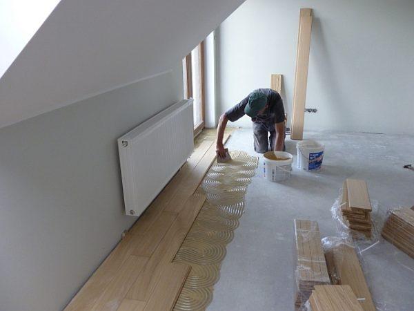Podejmę współpracę w zakresie montazu desek podłogowych cykliniarze parkieciarze zdjecie