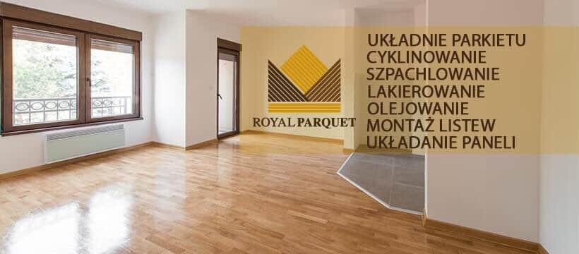 Royal Parquet cykliniarze parkieciarze zdjecie