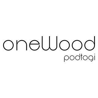 oneWood podłogi logo firmy