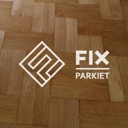 Fix Parkiet – Cyklinowanie i montaż parkietu w ŁODZI i okolicach logo firmy