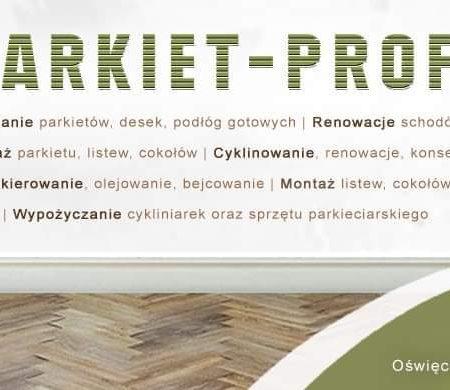 Parkiet-Profi logo firmy