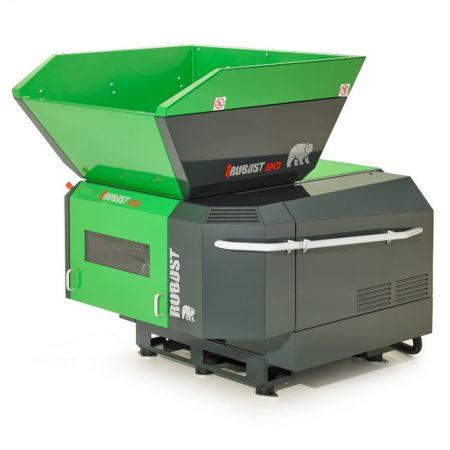 Shredder/Niszczarka/Rozdrabniacz ROBUST SD90 18,5-30KW obrazek cykliniarze parkieciarze
