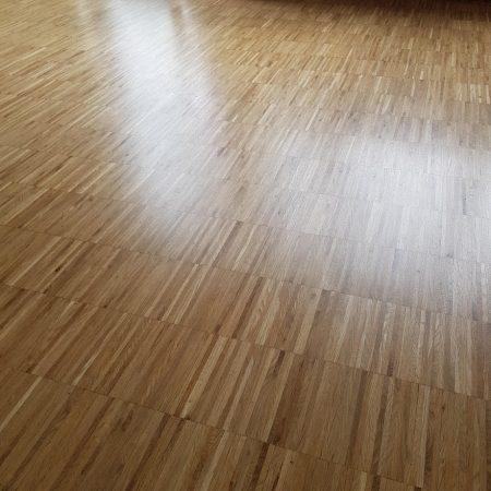 Renowacja dębowej podłogi